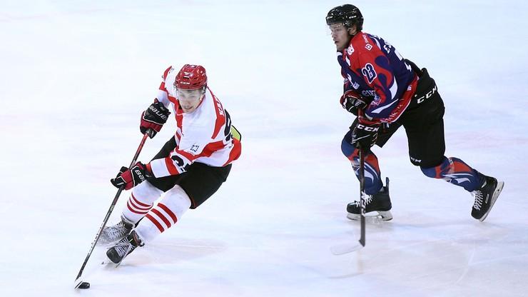 Trzech reprezentantów Polski w hokeju na lodzie zakażonych koronawirusem