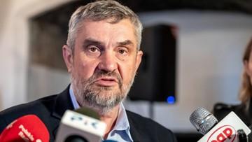 """Ardanowski: nie stracimy dotacji, moje """"dobre słowo"""" przyniosło efekty"""