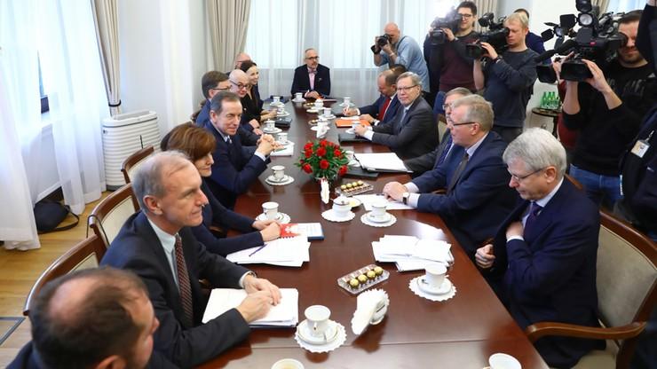 Komisja Wenecka w Warszawie. Opinia w trybie pilnym ma być gotowa w przyszłym tygodniu