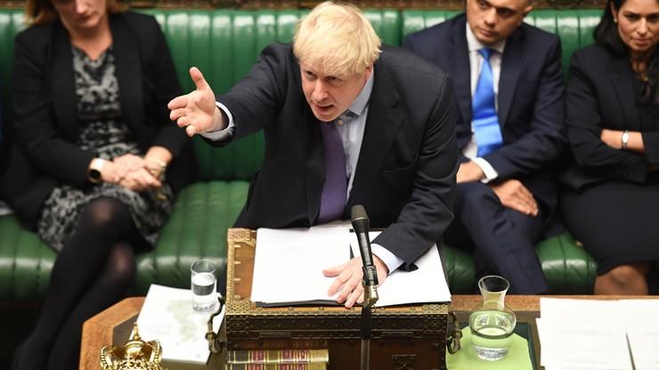 Izba Gmin poparła umowę ws. brexitu, ale odrzuciła plan pracy nad nią