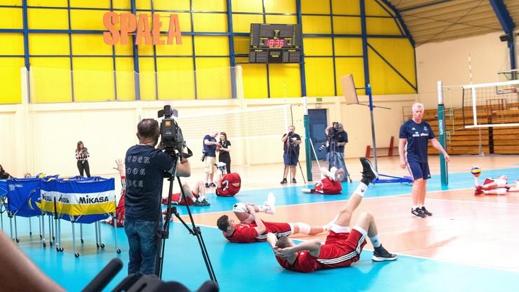 Polscy sportowcy wracają do treningów w Spale