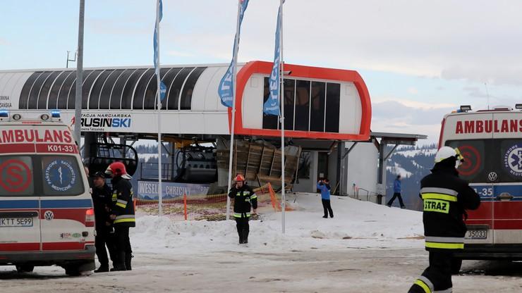 Burmistrz Wawra złożył kondolencje rodzinie ofiar wypadku w Bukowinie