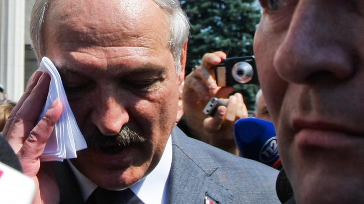 Prezydent Białorusi Alaksandr Łukaszenka był zakażony koronawirusem