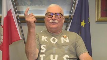 """""""Jeśli nie posłuchacie starego Wałęsy, to poginiecie wszyscy"""""""