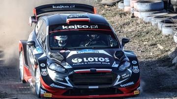 WRC na Barbórce! Kajetanowicz i Szczepaniak w Fordzie Fiesta WRC