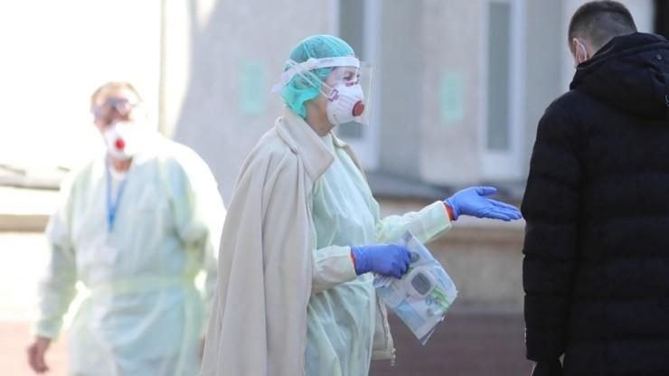 Kryzys w szpitalu we Wrocławiu. Potwierdzono 41 zakażeń koronawirusem