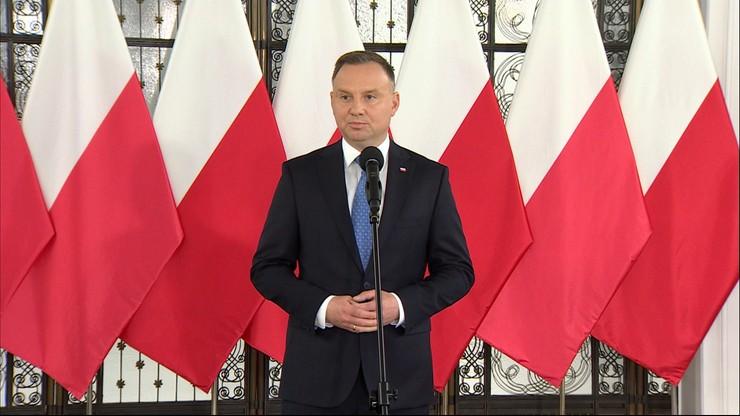 """""""Nie chcę, byśmy cofali się do lat 2007-2015, gdy wstydzono się tego, co polskie"""""""