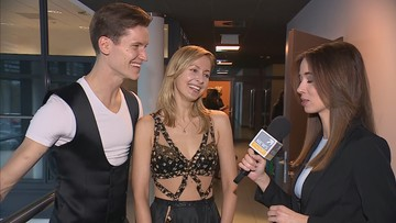"""Milena Rostkowska-Galant i Jacek Jeschke przygotowują się do programu """"Dancing with the stars. Taniec z gwiazdami"""""""