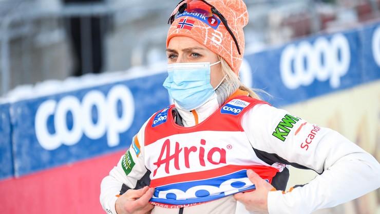 PŚ w biegach: Zwycięstwo Johaug, Polki daleko