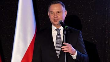"""""""Startupy w Pałacu EKSPANSJA"""" - prezydent wspiera internetową przedsiębiorczość"""