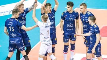 Liga Mistrzów: Knack Roeselare - ZAKSA Kędzierzyn-Koźle. Relacja i wynik na żywo