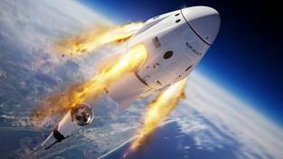 19-01-2020 09:00 Tak wyglądał udany test ucieczkowy załogowej kapsuły Dragon, która zabierze ludzi na Stację Kosmiczną