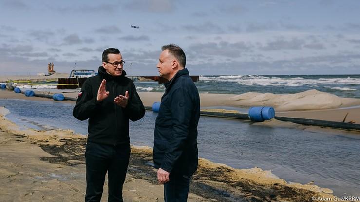 Kanał na Mierzei Wiślanej ma dać suwerenność. Duda i Morawiecki ogłaszają wielki plan inwestycyjny