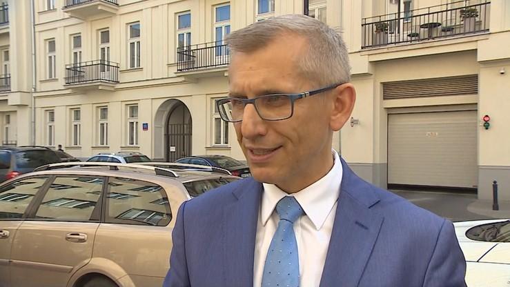 Krzysztof Kwiatkowski na kwarantannie. Miał kontakt z zakażonym senatorem