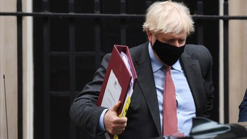 Największy kryzys od niemal stu lat. Rekordowy spadek PKB w Wielkiej Brytanii