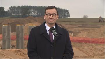 Premier: myślę, że Marian Banaś poda się dziś do dymisji