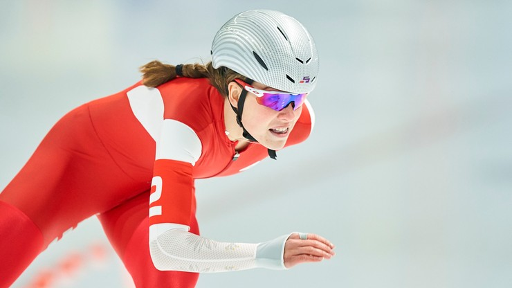 PŚ w łyżwiarstwie szybkim: Popis Polek w sprincie drużynowym