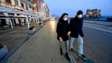 Struktura zarażonych koronawirusem we Włoszech. W jakim wieku jest najwięcej chorych?