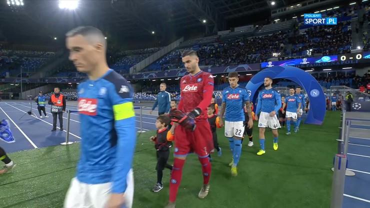 SSC Napoli - Genk 4:0. Skrót meczu