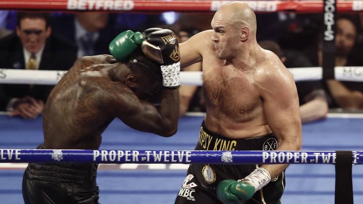Tyson Fury nie chce jechać do USA na trzecią walkę z Deontayem Wilderem