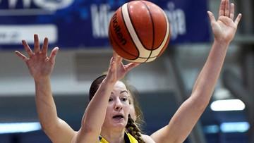 Euroliga koszykarek: Arka Gdynia przegrała z Dynamem
