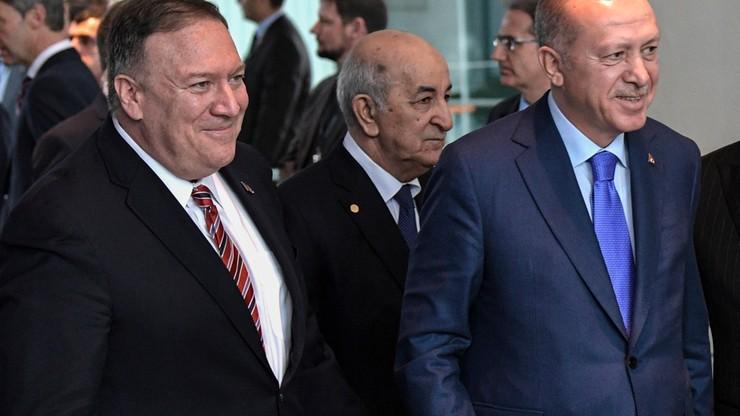 Szef dyplomacji USA: jesteśmy bliżej rozejmu w Libii