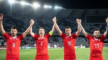 El. Euro 2020: Szwajcaria - Gruzja. Relacja i wynik na żywo