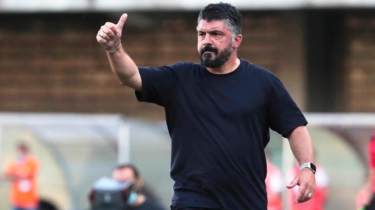 """Gattuso wychwala Milika. """"Jest dla mnie kluczowy"""""""
