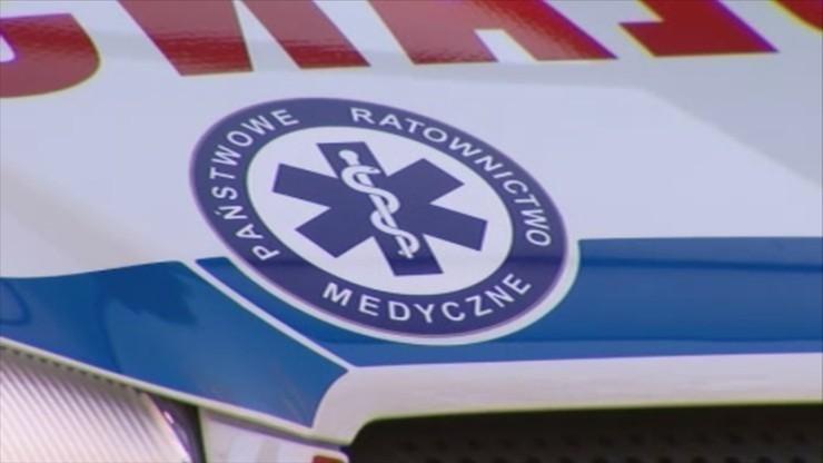 6-latkowi wybuchła w ręce petarda. Stracił kawałek palca