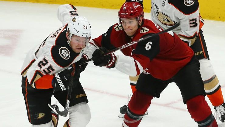 Władze ligi NHL liczą na dokończenie sezonu w neutralnych halach