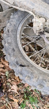 Motocykl rannego 21-latka/ fot. mamnewsa.pl