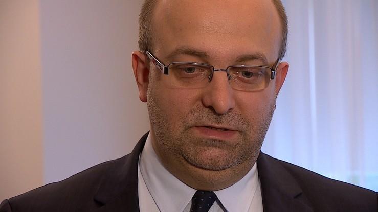 """Łukasz Piebiak na """"usprawiedliwionej nieobecności"""". Nie będzie orzekać do czerwca 2020"""