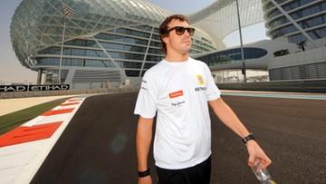 Formuła 1: Wielki powrót potwierdzony. Fernando Alonso znów na torze