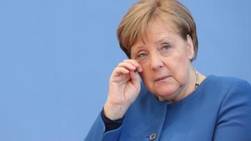 Merkel: 60-70 proc. ludzi w Niemczech zarazi się koronawirusem