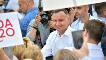 Duda odpowiedział Trzaskowskiemu na propozycję debaty
