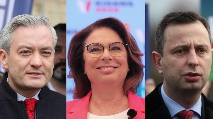 Kandydaci na prezydenta w trasie. Ochrona zdrowia tematem przewodnim - Polsat News