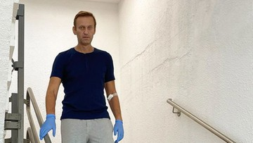 Zamrożone konta i zajęte mieszkanie Nawalnego w Rosji