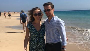 Egzotyczna podróż poślubna Krzysztofa Bosaka. Partia komentuje