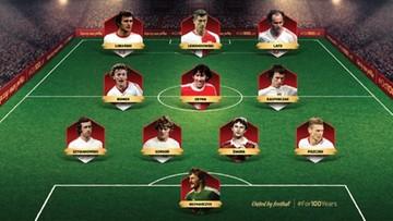 Cafe Futbol: Legendy polskiej piłki komentują jedenastkę stulecia PZPN