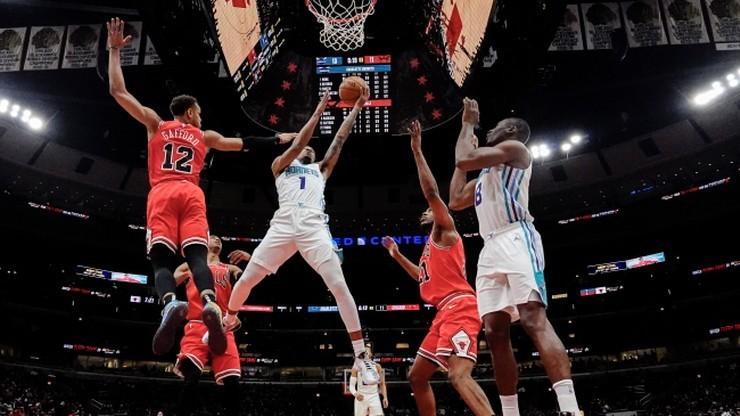 Rozgrywki NBA zostaną dokończone w Las Vegas?