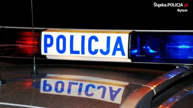 19-latek zaatakował nożem policjantów w Bytomiu. Padły strzały