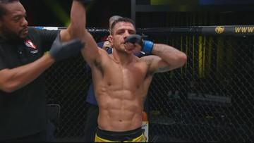 UFC Vegas 14: Zwycięstwo dos Anjosa po zaciętym pojedynku