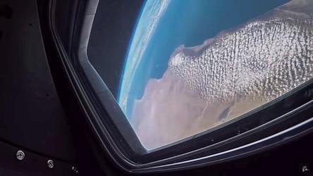 Tak wyglądał lot kapsuły Starliner od Boeinga w widoku z jej środka
