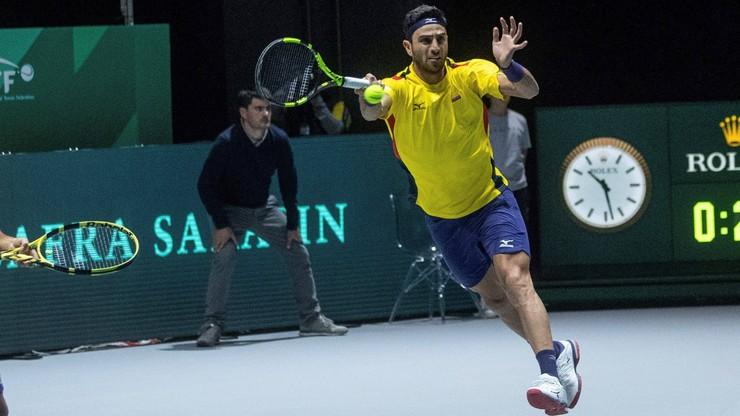 Tenisista na dopingu nie będzie zdyskwalifikowany