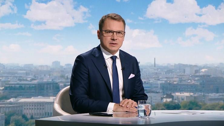 20 lat Polsatu Sport - Przemysław Iwańczyk: Kawałek chleba nie spadnie z nieba