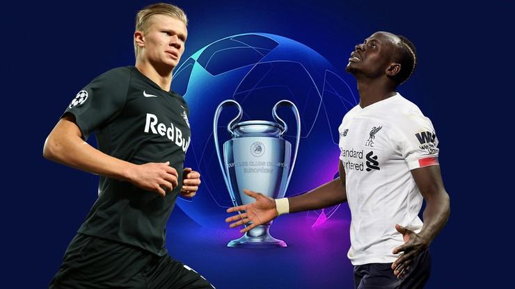 Liga Mistrzów: FC Salzburg - Liverpool FC. Relacja na żywo