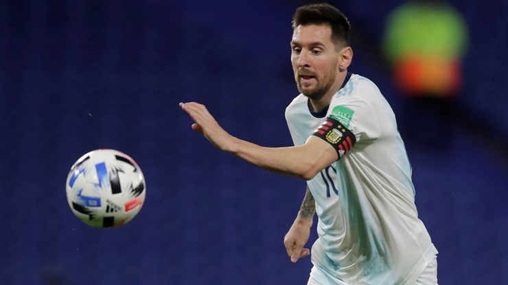 El. MŚ 2022: Argentyna zremisowała z Paragwajem. Nieuznany gol Lionela Messiego