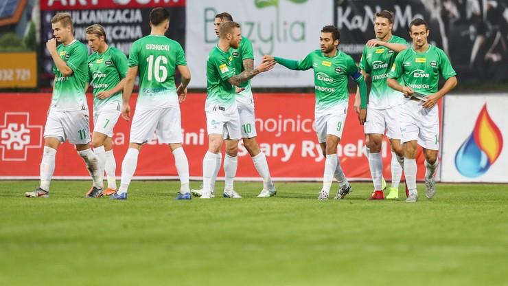 Fortuna 1. Liga: Radomiak Radom - GKS Bełchatów. Transmisja w Polsacie Sport
