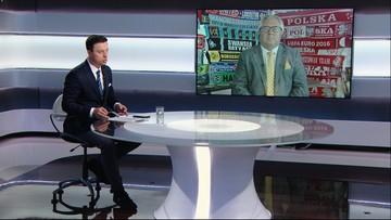 """Czarnecki wsparł akcję #MuremZaKościuszką. """"Bardzo za nią dziękuję, absolutnie się przyłączam"""""""