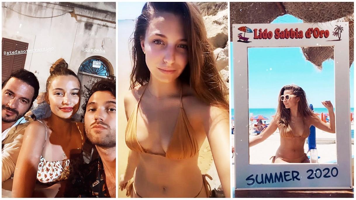 Gdzie Julia Wieniawa spędza wakacje? Gwiazda bawi się świetnie!